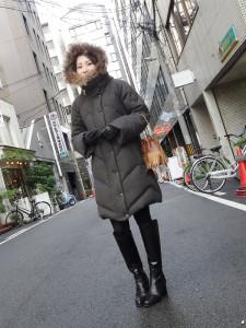 muller of yoshiokubo エスキモーダウンコート 画像