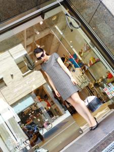 サンローラン ドレス 画像